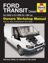 Haynes Workshop Manual Ford Transit Diesel (Oct 00-Oct 06) X to 56 reg
